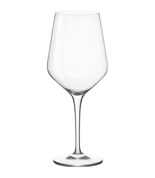 sagitta calice vino rosso